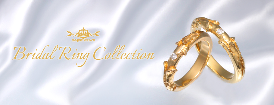 Bridalringcollection