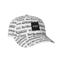 FAKE NEWS CV HAT WHITE
