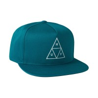 ESSENTIALS TT SNAPBACK HAT BISCAY BAY