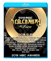 【Blu-ray】☆★2018 MBC AWARDS (2018.12.31)★BTS EXO GOT7 WANNA ONE TWICE MAMAMOO LOVELYZ SEVENTEEN 他【LIVE コンサート ブルーレイ KPOP DVD】【メール便は2枚まで】