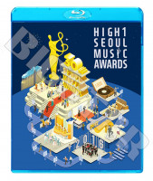 【Blu-ray】☆★2021 HIGH1 SEOUL MUSIC AWARDS(2021.01.31)★TWICE MONSTA X IZONE TXT ITZY ENHYPEN その他【コンサート LIVE ブルーレイ KPOP DVD】【メール便は2枚まで】