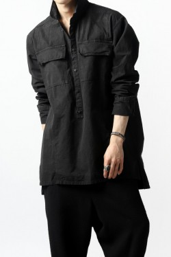 A.F ARTEFACT SWITCHING SHIRTS PULLOVER
