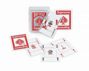 Supreme 20aw Bicycle Clear Playing Cards シュプリーム トランププレイングカード 南堀江